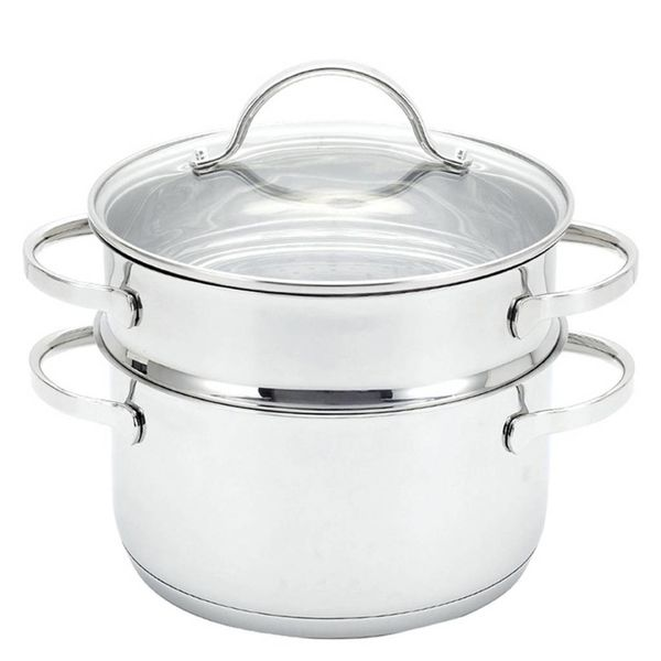 Josef Strauss Pro 3pc Steamer Set 3,8 L
