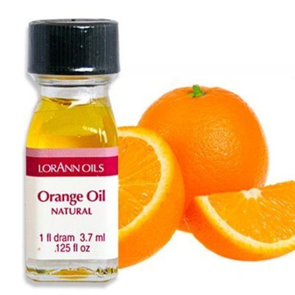 Lorann Oil Orange Flavour 3,7 ml