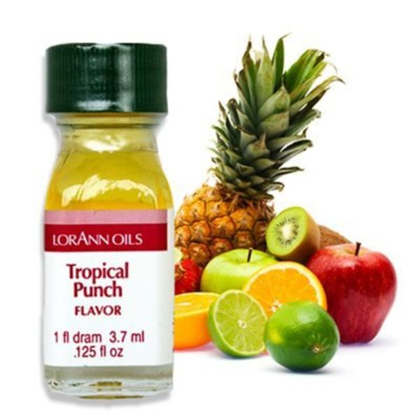 Lorann Oil Tropical Punch Flavour 3,7 ml