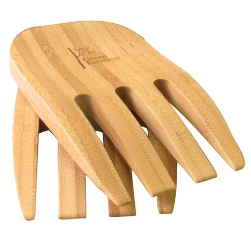 Orly Cuisine Green Bamboo Salad Hand Set