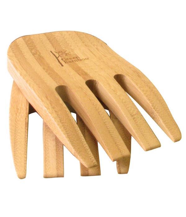 Ustensiles A Salade De Green Bamboo Ares Accessoires De Cuisine