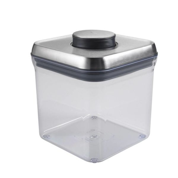 "Oxo ""Pop"" Steel Container 2.3L"