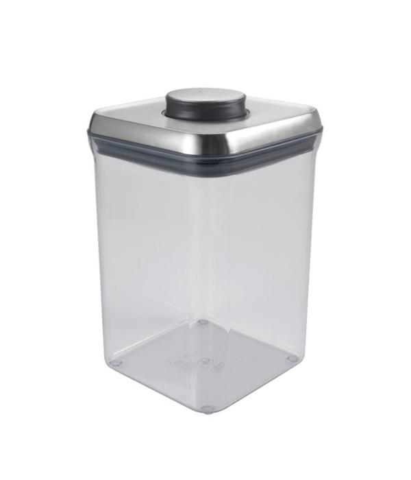"Oxo Oxo ""Pop"" Steel Container 3.8L"