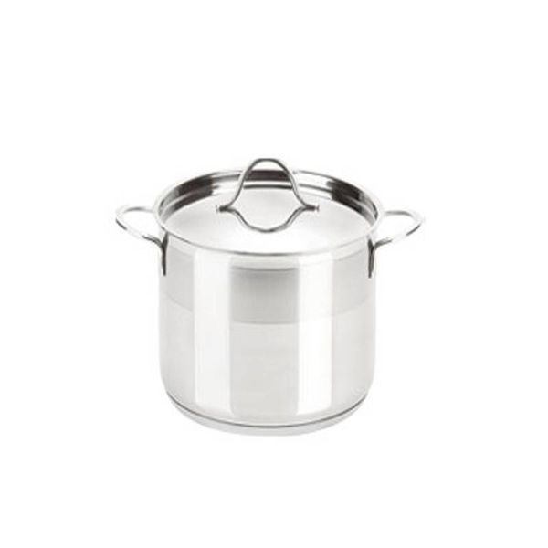 Strauss Pro Stock Pot with Cover 20 L