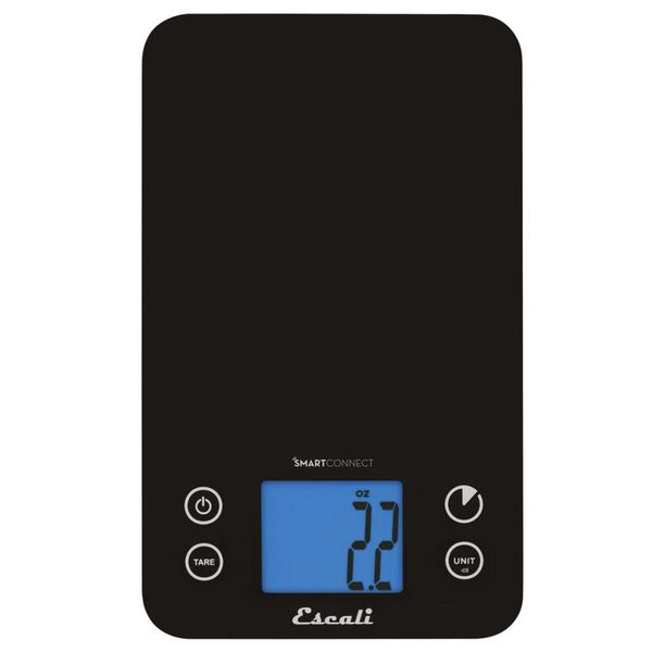 Escali SmartConnect  Kitchen Scale with Bluetooth