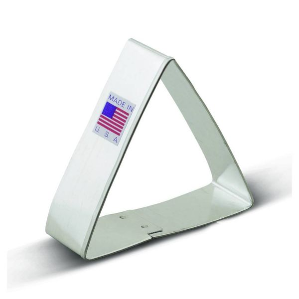 Ann Clark Cookie Cutter triangle 3""