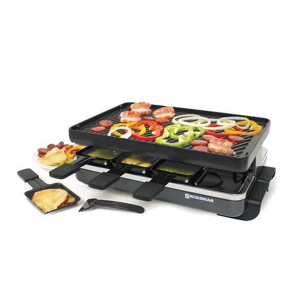 Swissmar 8 Person Classic Raclette Party Grill