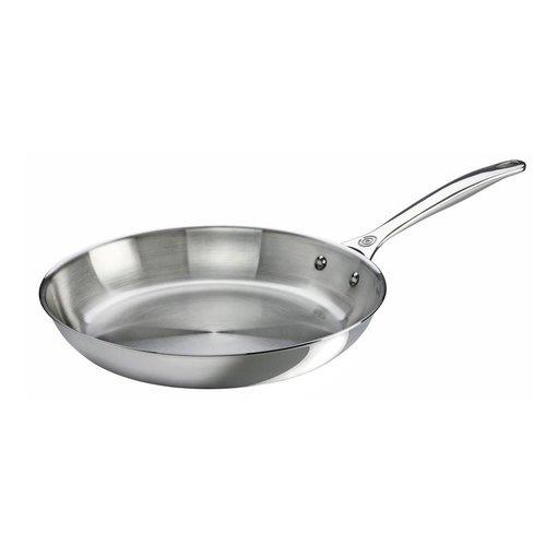 Le Creuset Poêle à frire en acier inoxydable Le Creuset 30 cm