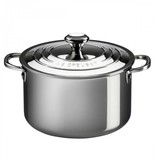 Le Creuset Le Creuset 6.6L Stainless Steel Stockpot