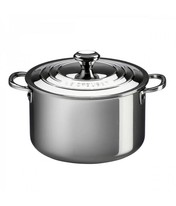 Le Creuset Le Creuset 10.4L Stainless Steel Stockpot