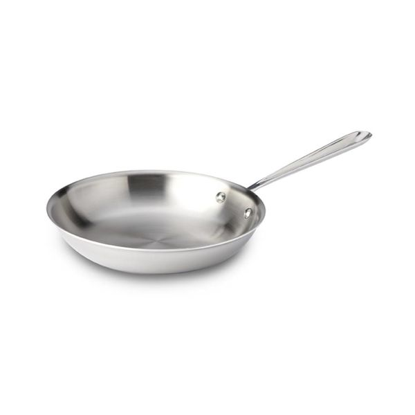 All-Clad Stainless Steel Fry Pan 26 cm
