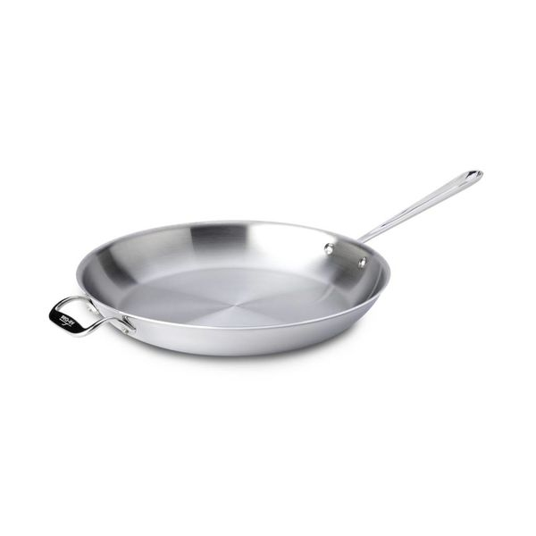 All-Clad Stainless Steel Fry Pan 36 cm