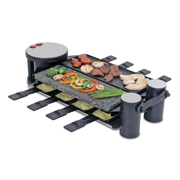 Raclette pivotante de Swissmar
