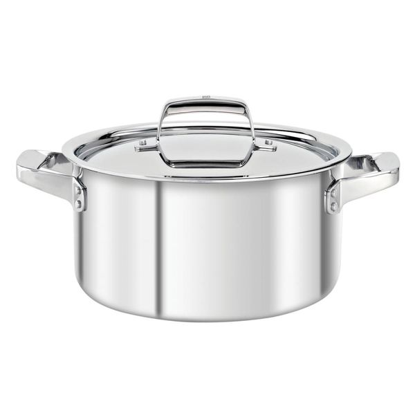 Henckels TruClad Sauce Pot with Lid 5,75 L