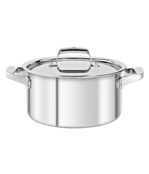 Henckels TruClad Sauce Pot with Lid 5,75 L