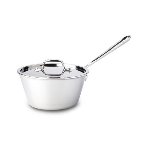All-Clad 2.4L Stainless Steel Windsor Pan with Lid