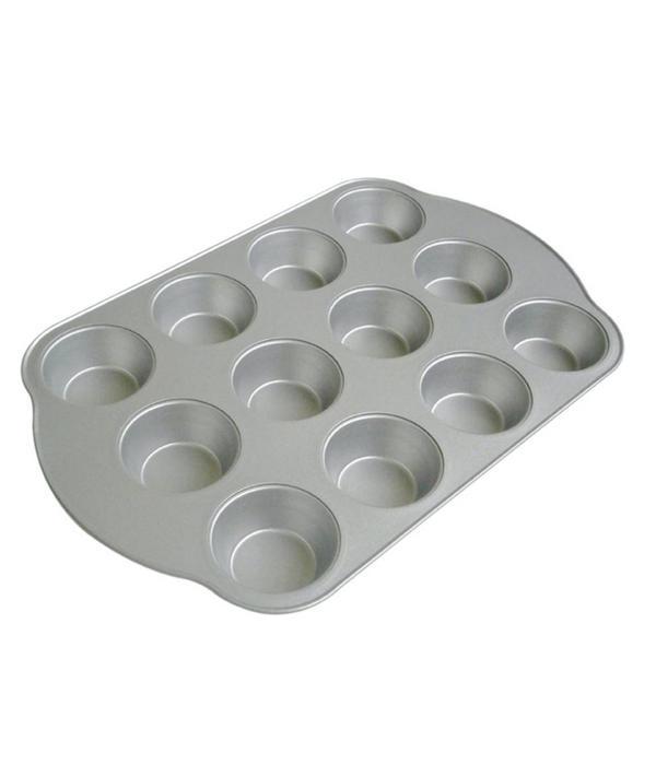 Orly Cuisine Moule à muffins à 12 cavités prestige de La Pâtisserie