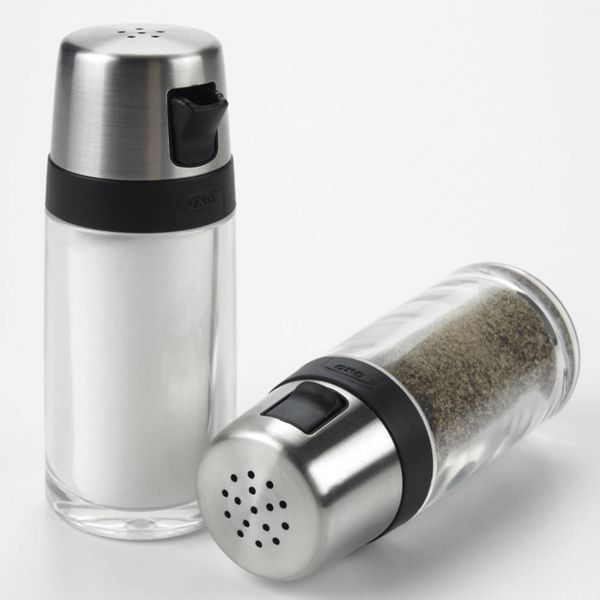 Oxo Salt & Pepper Shaker Set