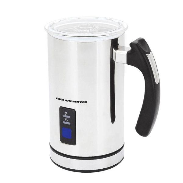 Mousseur à lait de Cool Kitchen Pro 250 ml / Acier inoxydable
