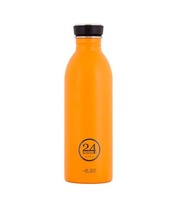 24 Bottles 500 ml Total Orange Urban Water Bottle