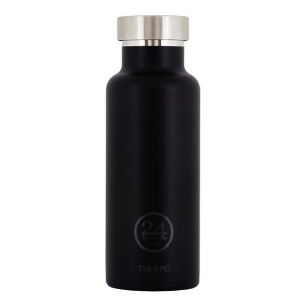 500 ml Tuxedo Black Thermo Water Bottle