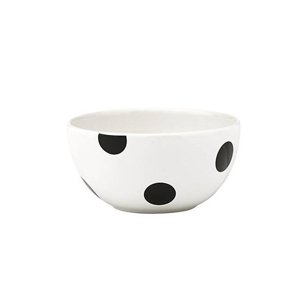 Kate Spade Deco Dot Fruit Bowl