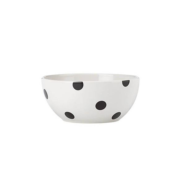Kate Spade Deco Dot Serving Bowl