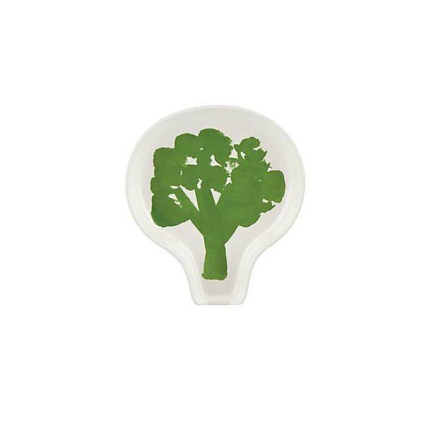 Kate Spade Pretty Pantry Broccoli Spoon Rest