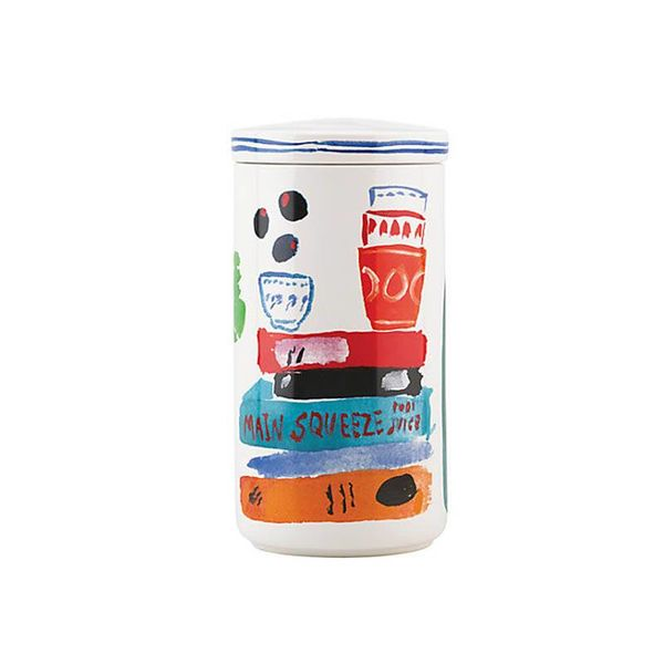 Kate Spade Pretty Pantry Tall Canister