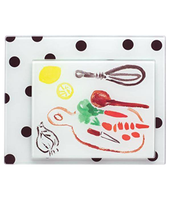 Kate Spade Kate Spade Deco Dot Food Prep Boards