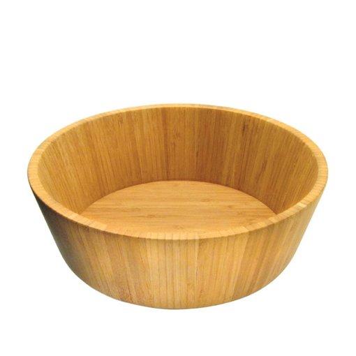 Orly Cuisine Green Bambo Salad Bowl