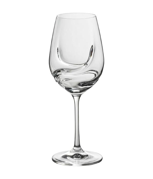 Trudeau Trudeau Set of 2 Oxygen Wine Glasses