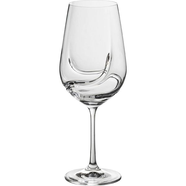 Trudeau Set of 2 Oxygen Wine Glasses