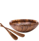 Dansk Dansk Wood Classics 3-pc Salad Set