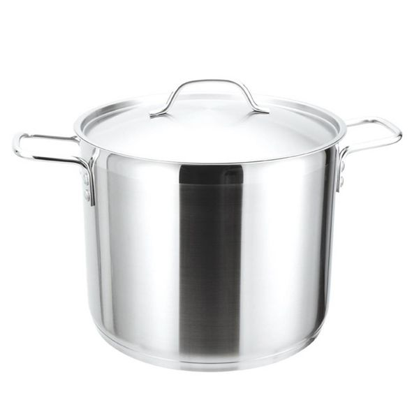 Josef Strauss Pro Stock Pot with Cover 29 L