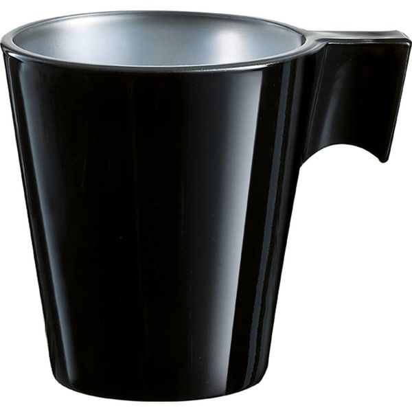 Trudeau FLASHY BLACK ESPRESSO CUP