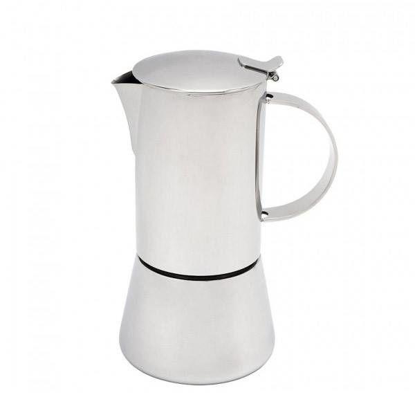 Machine à Espresso 4 tasses Vev Vigano Sonia pour la cuisinière de Adamo