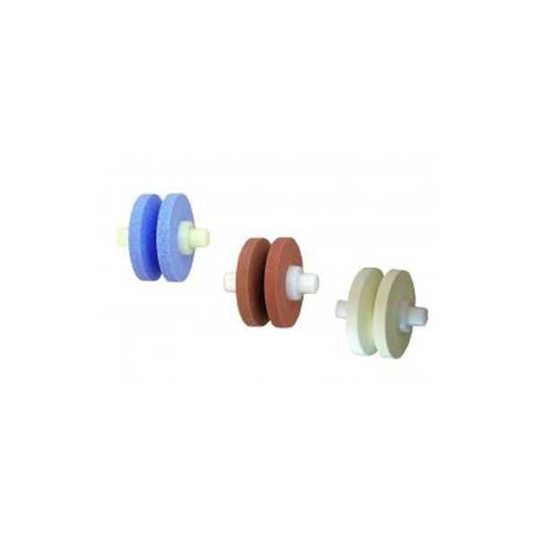 MinoSharp Replacement Wheel Set for MinoSharp Plus 3 Ceramic Water Sharpener