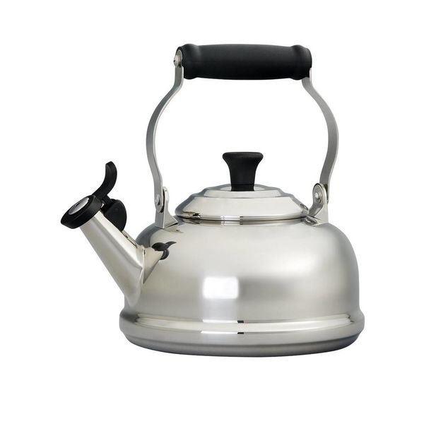Le Creuset Stainless Steel Classic Whistling Kettle