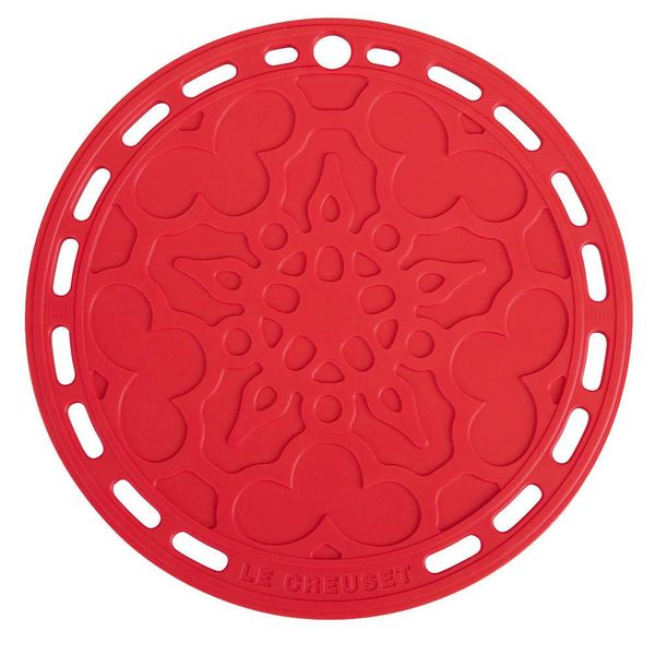 Le Creuset French Trivet Cherry