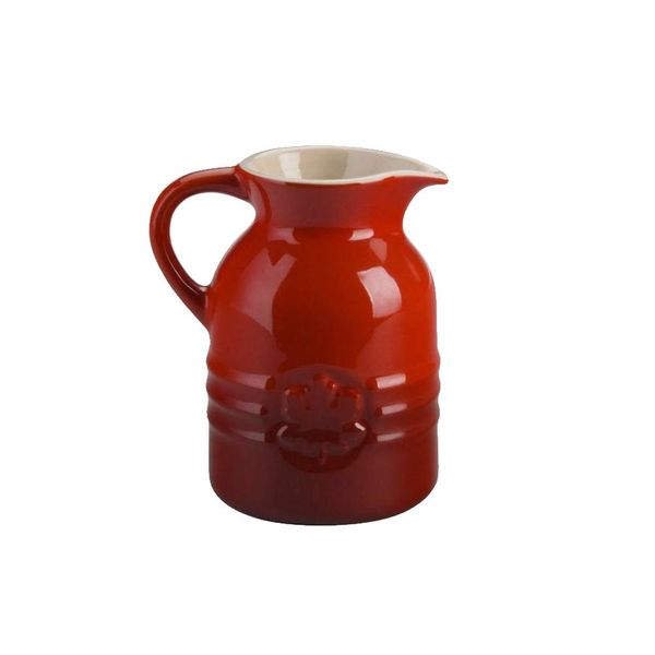 Le Creuset Syrup Jar Cherry