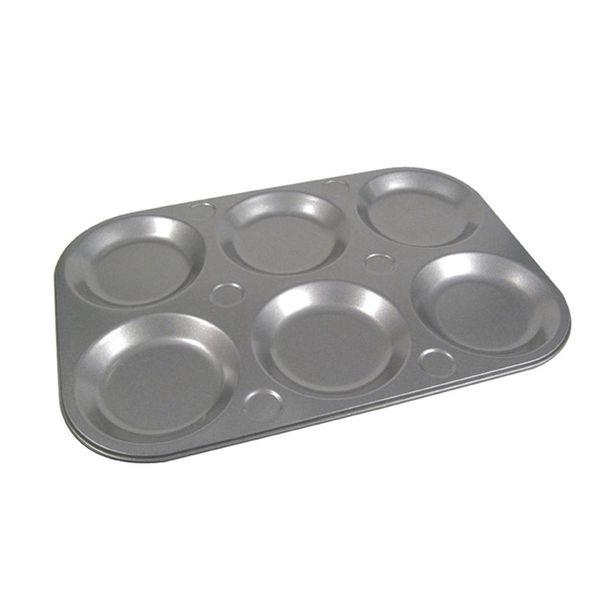 La Pâtisserie 6 cup Muffin Top Pan