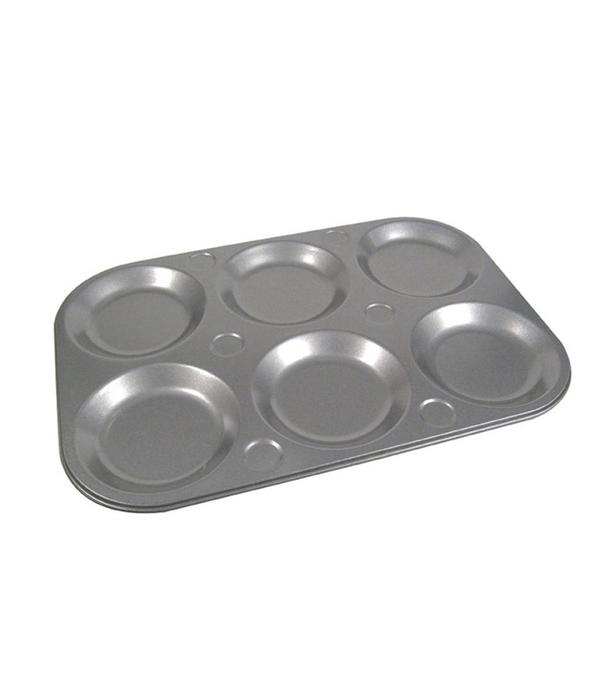 Orly Cuisine La Pâtisserie 6 cup Muffin Top Pan