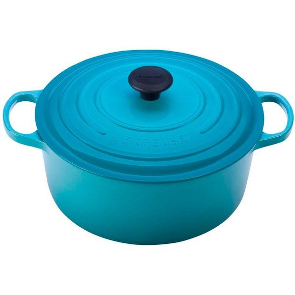 Le Creuset 4.2L Round French Oven Caribbean