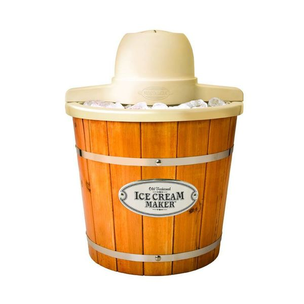 Salton 3.8 L Electric Ice Cream Maker