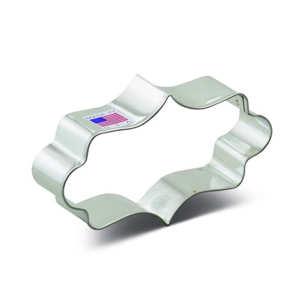 Ann Clark Cookie Cutter Oval 4.5''
