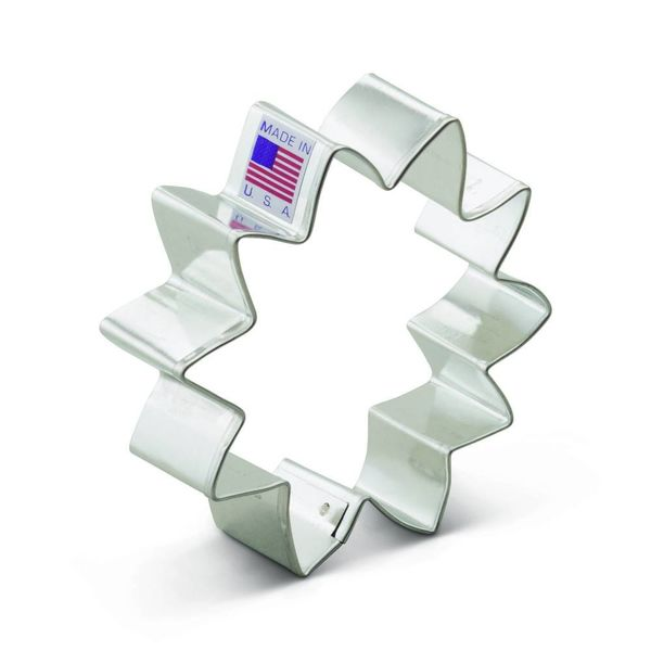 Ann Clark Cookie Cutter Sunflower 3.75''