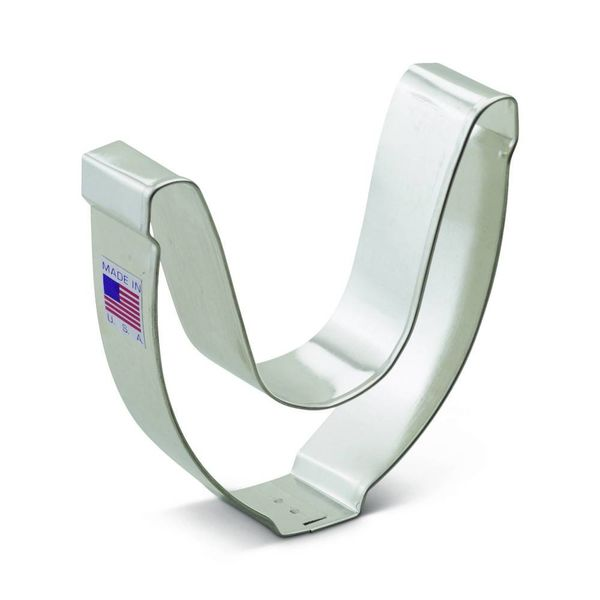 Ann Clark Cookie Cutter Horseshoe 5''
