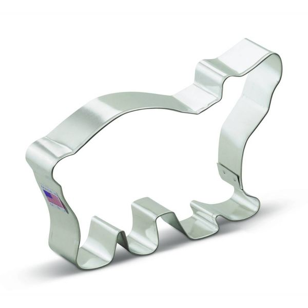 Ann Clark Cookie Cutter Polar Bear 5.5''