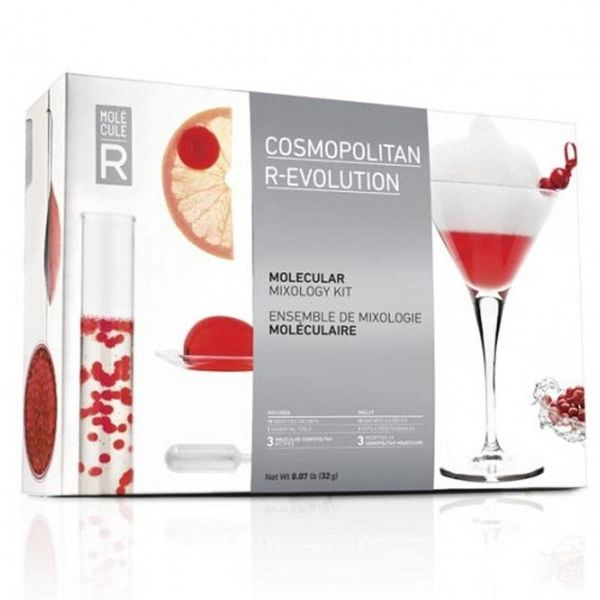 Molecular-R Cosmopolitan R-Evolution